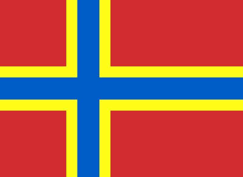 Flagg skottland